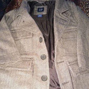 Boys wool jacket by Gap